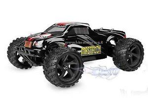 Monster Truck Mastadon only Mechanics + Bodywork Free Electronic 1/18 4wd
