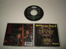 SINGES WITH TOOLS/SURE(GUN/262 962)CD ALBUM
