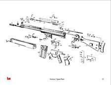 Heckler & Koch G3 Rifle Armorer's Manual Gun Guide H&K
