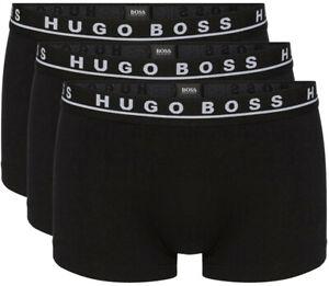 Hugo Boss 3-Pack Low Rise Trunks Boxershorts Unterhose Unterwäsche, kurze Zeit..