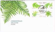 Christmas Island 2012 FDC - Varens / Ferns