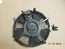 1996 Geo Metro air conditioning condenser fan. PLEASE READ ENTIRE DESCRIPTION.