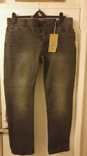 Regular Size Classic Fit, Straight 32L Men's Jeans NEXT