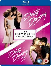 Dirty Dancing Complete Collection Blu-ray DVD Region 2