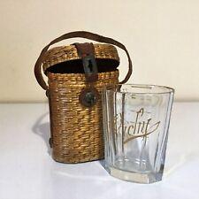 Ancien verre de cure Vichy