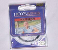 62mm Hoya Softener B Focus Lens filter Japan Portrait-s Round 62 mm