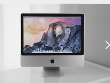 "Apple iMac 20"" All-in-one desktop Core2Duo 2.66GHz 4GB 320GB A1224 Free Office"