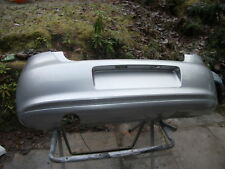 Polo rear bumper painted to order, 2009 to 2014 model.