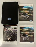 FORD C-MAX OWNER MANUAL HANDBOOK GENUINE C MAX
