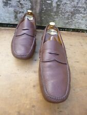 CHURCH LOAFERS – BROWN – UK 9 - EXCELLENT CONDITION