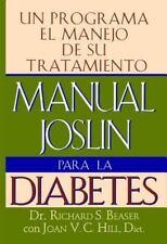 Manual Joslin Para la Diabetes: Un Programa Para el Manejo de Su-ExLibrary