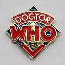 Doctor Who PIN Diamond Logo neu ovp