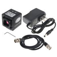 1200 TVL HD Industrial Digital CCD Microscope Camera BNC/AV Video Recorder
