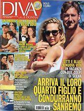 Diva 2017 29.Francesco Totti & Ilary Blasi,Raoul Bova,Paola Perego,Laura Torrisi