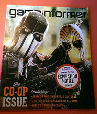 Game Informer Magazine Issue #233 September 2012 ARMY OF TWO: THE DEVIL'S CARTEL