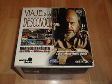 VIAJE A LO DESCONOCIDO SERIE DOCUMENTAL DE SUEVIA FILMS CON 13 DISCOS EN DVD