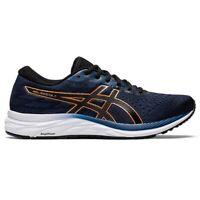 Asics Gel-Excite 7 Mens Adults Running Fitness Trainer Shoe Black - UK 9.5