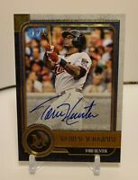 2019 Topps Museum Collection - Torii Hunter Auto (on card) - 11/25