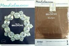 1 x NYLONS - MONDIAL BLOCH - CALZA BLOCH - 60/70er - GR. 9