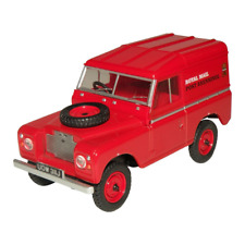OXFORD DIECAST 43LR2AS001 Land Rover S IIA SWB Hard Top Royal Mail 1/43