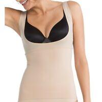 Spanx Shaper open bust Camisole Hemd S/P M, L XL haut  NEU