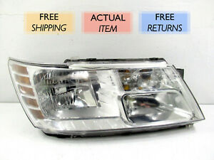 GENUINE OEM | 2009 - 2020 Dodge Journey Halogen Headlight (Right/Passenger)