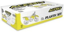 Plastic Kit Acerbis Black 2041030001 For KTM 125 SX 200 XC 250 XC-F 300 450 525