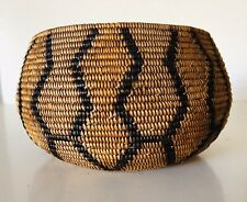 New listing Epic 19Th Cent Mission Basket - No Reserve 1 of many baskets from Fenske Coll.