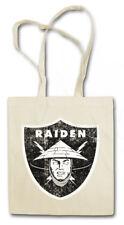 Raiden logotipo sustancia bolso Mortal Kombat raiders Earthrealm Liu Kang mortal Mk