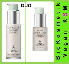 DUO Collagen Balsam 50 ml und AC Collagen Serum 30 ml Dr.Eckstein BioKosmetik