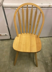 Wooden Chair Good Condition