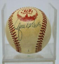 Lance Parrish Autographed Official 1983 Rawlings All Star Game Baseball NO RESER