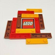 Lego 1x4 Platten mit 2 Noppen, ohne Nut (Packungen 4) Farbe wählbar-ID 92593