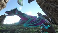 ark survival evolved XBOX PVE Level 180 Cotton Candy Poison Wyvern Clone