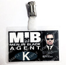 Men In Black ID Badge Agent K Aliens Cosplay Gift Costume Prop Comic Con