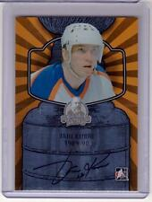 JARI KURRI 13/14 ITG Lord Stanley's Mug 83-84 ON CARD Auto #JK5 SP OILERS
