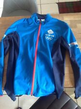 Womens Team GB Olympics Tracksuit Top Size Medium (12-14)