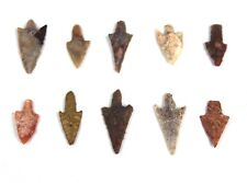 Art Africain Archéologie - Lot Flèches Taillées Néolithique Niger 2,3 à 3,2 Cms