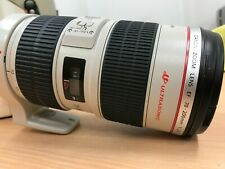 Canon EF 70-200mm f/2.8L IS USM Telephoto Zoom Lens Focusing Distance 1.4m 2.5m
