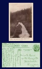 UK BUCKINGHAMSHIRE THE SILVER PATH WOODS WOBURN SANDS 1911 TO HILLHEAD, GLASGOW