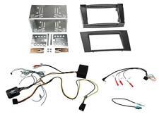 CONNECTS 2 ctkmb 23 MERCEDES CLASSE E W211 02-09 completo Doppio DIN Kit di montaggio