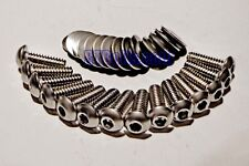 Vintage Massey-Harris Tractor Grille Bolts – 30, 33, 40, 444 etc – Stainless