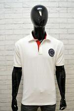 Polo Maglia Uomo TOMMY HILFIGER Taglia XL Maglietta Shirt Cotone Jersey Regular