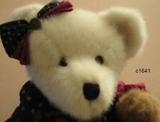 """Boyds Bears Plush Starr B Bearyproud W/ Sparkle 16"""" Best Dressed new with tags"""