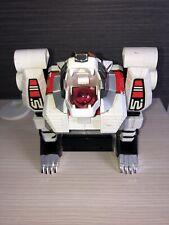 VINTAGE 1994 MMPR Power Rangers White Tiger Zord TIGERZORD Megazord For Parts