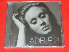21 by Adele (CD, Jan-2011, Beggars Group) Australian Edition