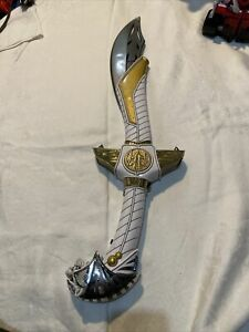 Bandai Power Rangers Legacy Saba The Talking Tiger Saber White Ranger Sword 2014