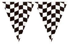 Checkered Flag Banner