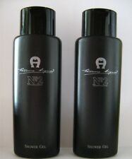 2 Flaschen Etienne Aigner No.2 Shower Gel