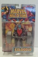 "Colossus 5"" Marvel Hall of Fame Toybiz Series 1 1996 MOSC VTG X-Men"